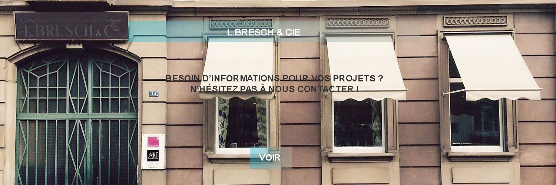 L.Bresch&Cie - Nous contacter